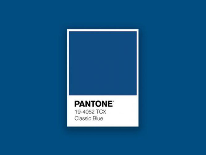 Sélection déco              «Classic Blue»